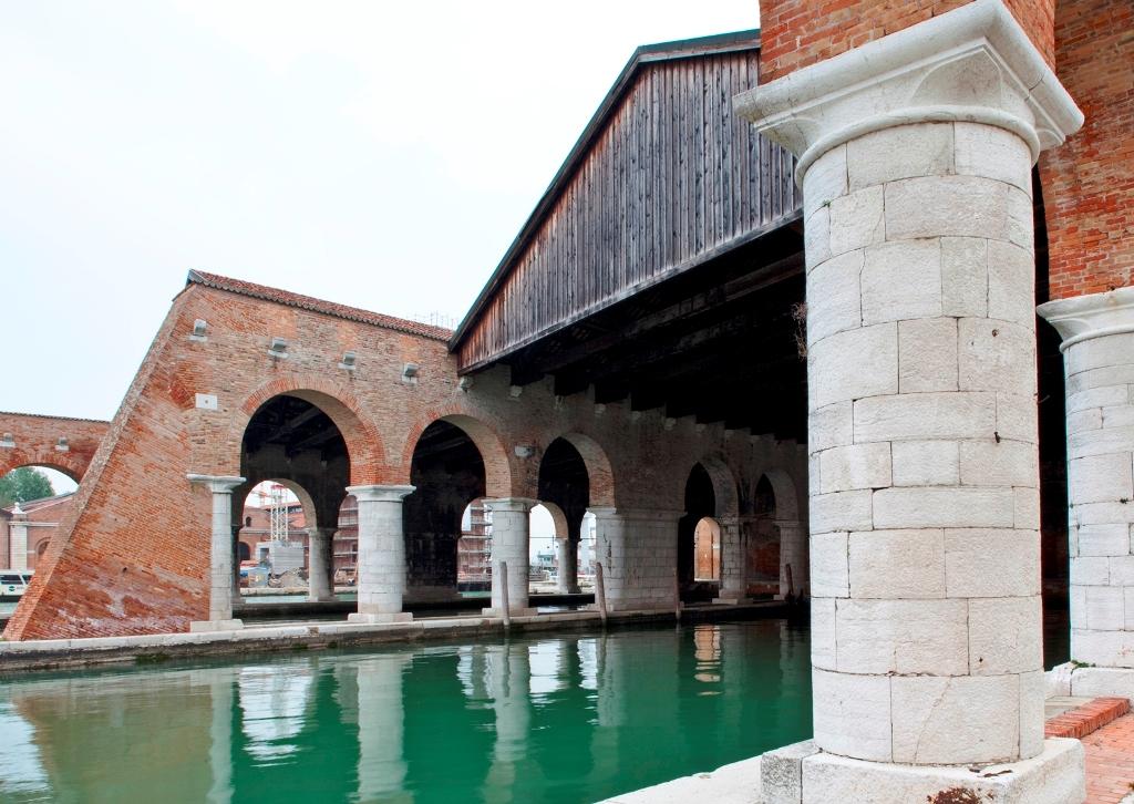 Mostra internazionale di architettura della biennale di for Biennale di architettura di venezia